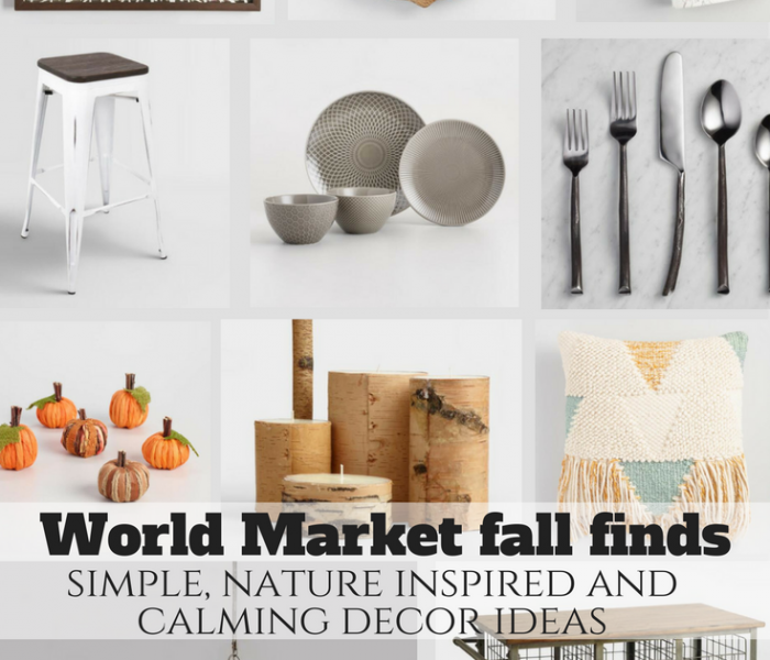 How to decorate for fall without the traditional colors