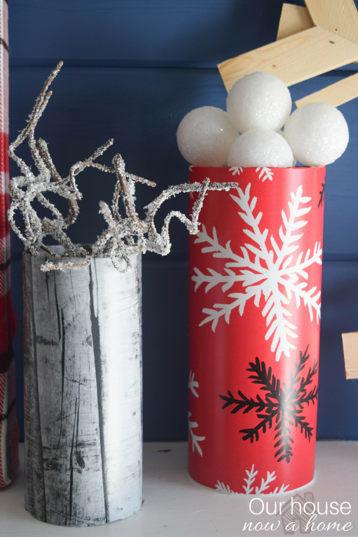 diy christmas decor ideas with our house now a home and joann fabric simple crafts - Joann Fabrics Christmas Decorations