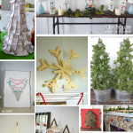 Low cost and easy Christmas crafts