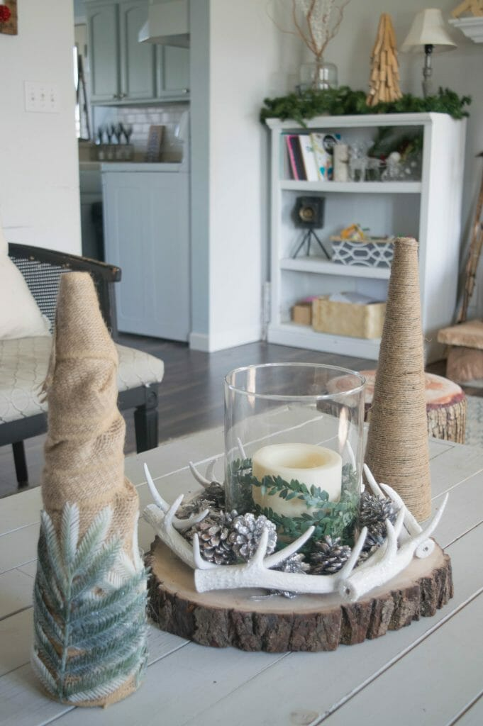 coffee table holiday ideas