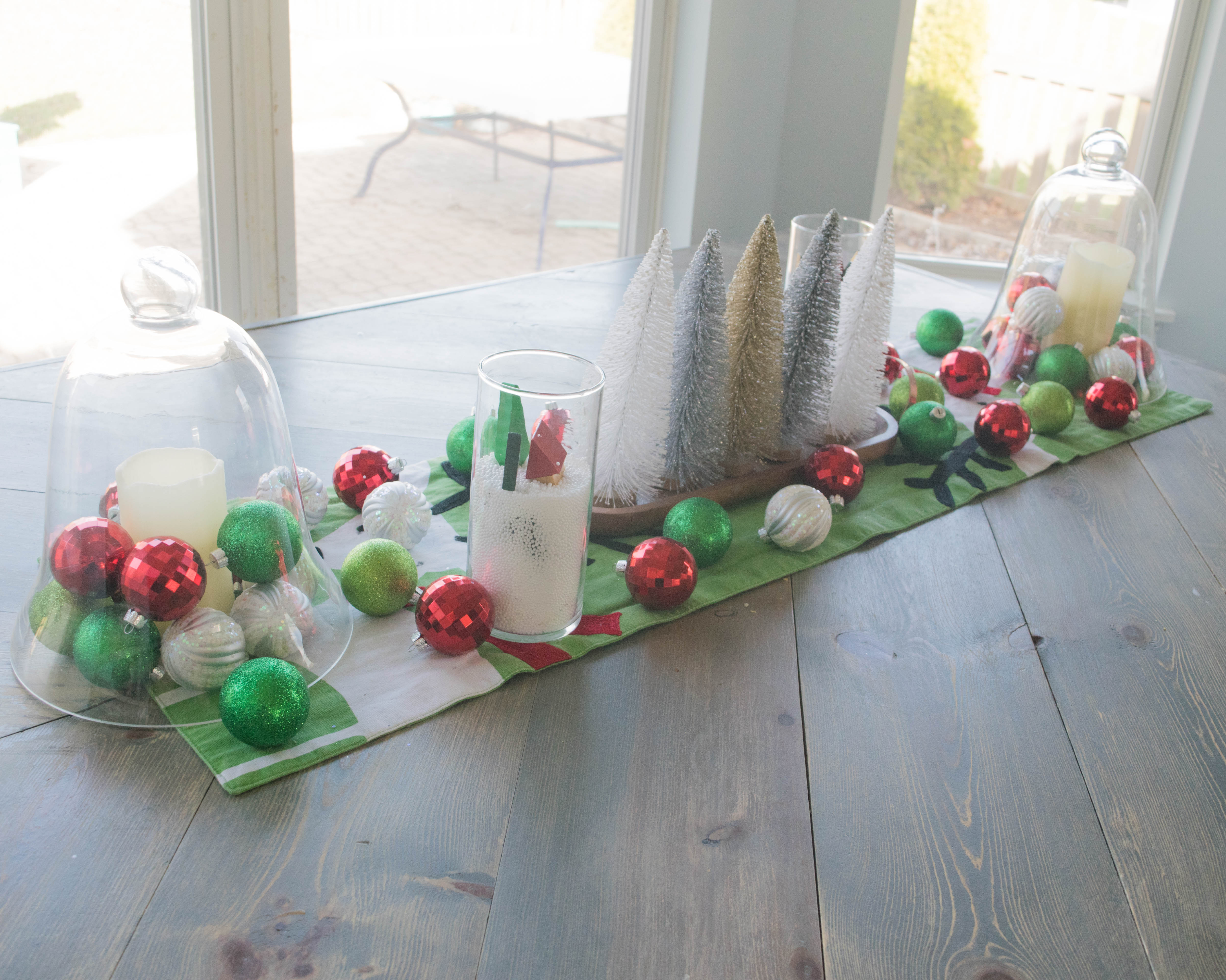 Whimsical holiday table decor ideas 1 of 1 our house for Whimsical decor