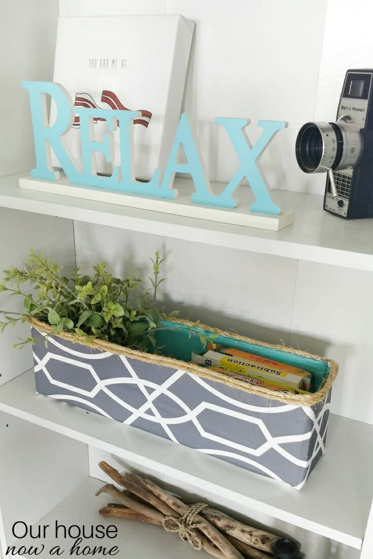 Easy tips & DIY ideas to keep the whole family organized • Our House ...