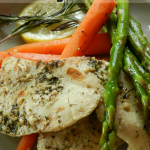 One Pan Chicken & Vegetables