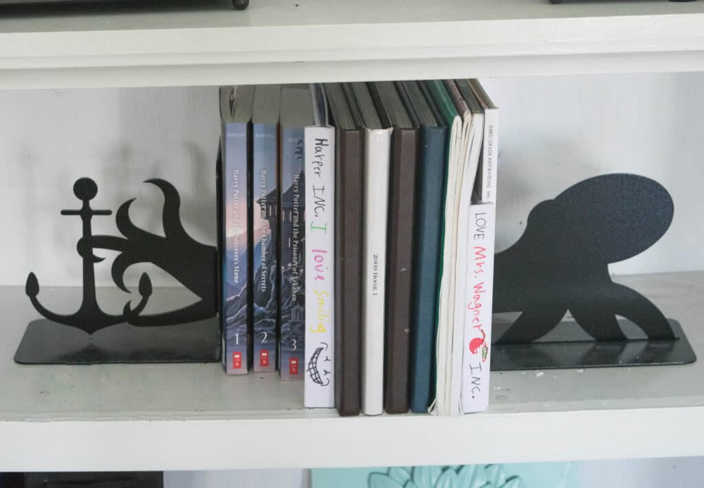 creative book ends