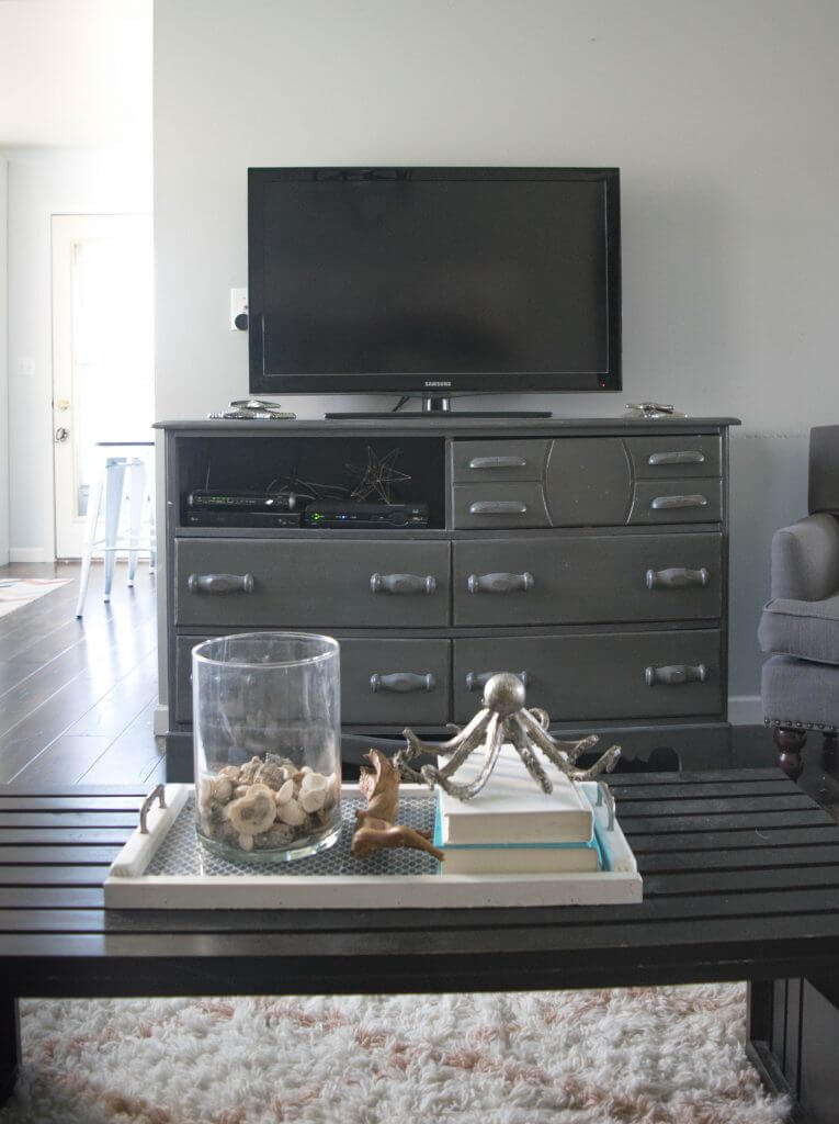 furniture redo for TV stand