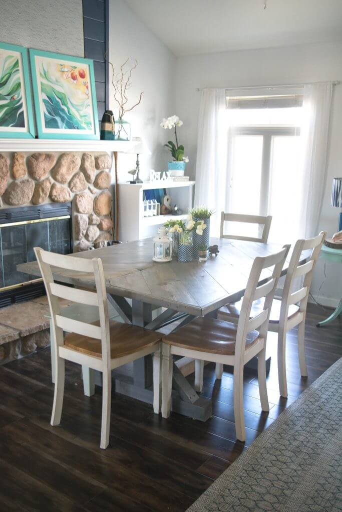 home decor blogger dining room