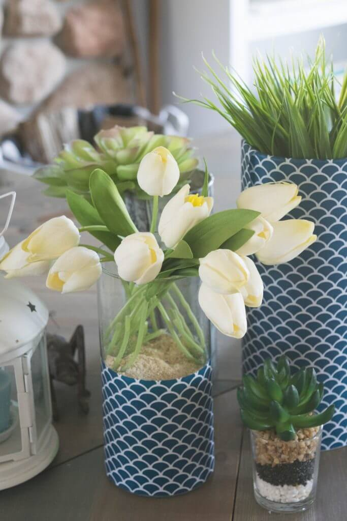 simple table decor ideas