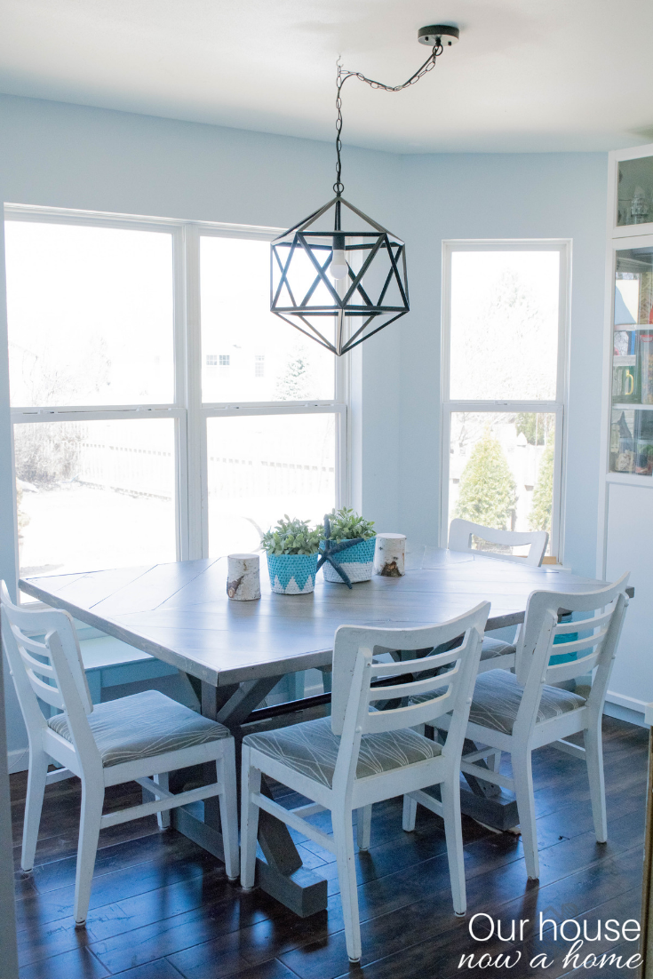Amazing Spring Home Tour! This Coastal And Casual Style Home Is Filled With DIY Ideas, Easy