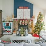 Cozy & Simple Christmas home tour