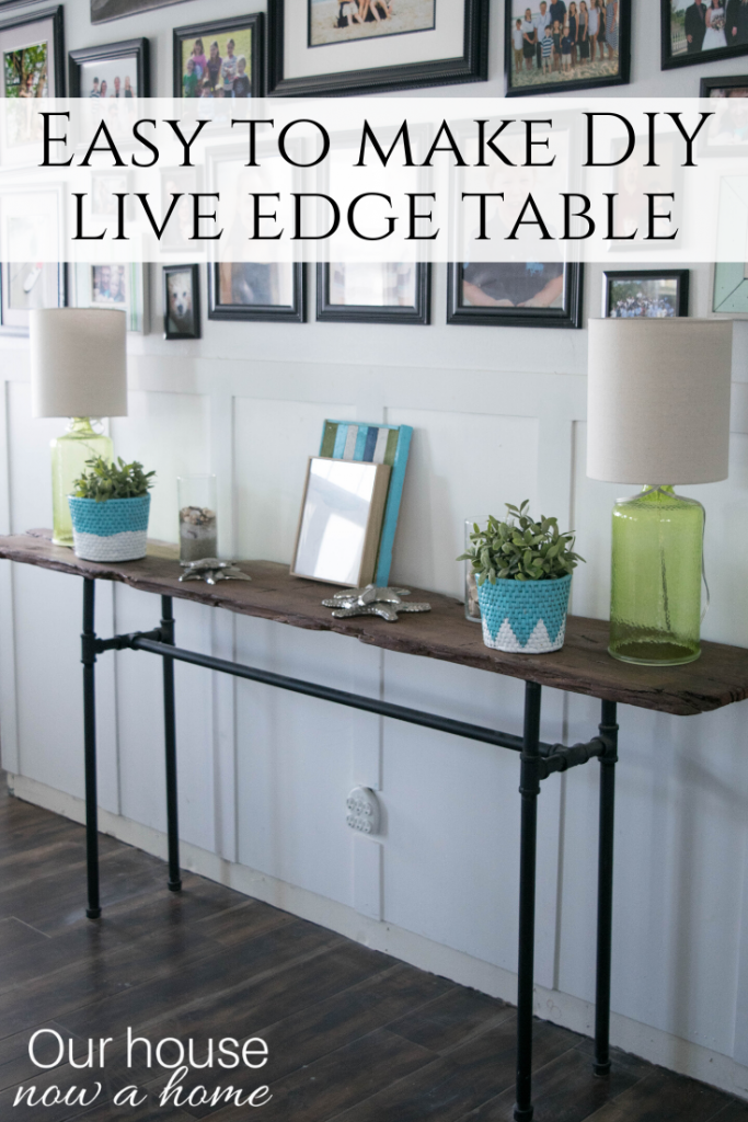Easy to make DIY live edge table (1)