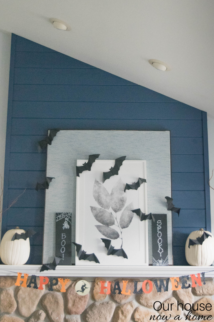 Halloween Home Decor Ideas This Living Room And Dining Become A Fun Spooky Place With DIY Craft 6