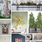 25 Low cost and easy Christmas crafts
