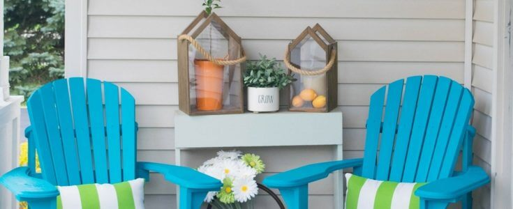 DIY outdoor projects for the home