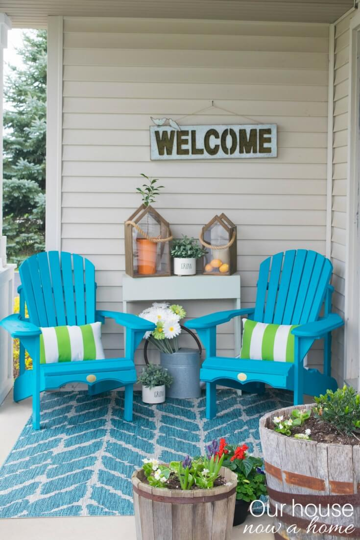 DIY outdoor projects for the home • Our House Now a Home on Outdoor Patio Ideas Diy id=71317