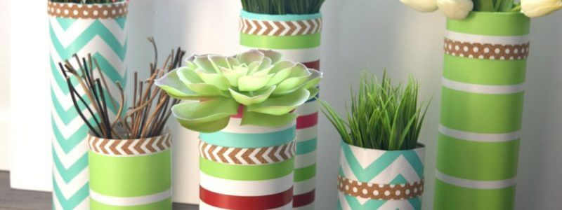 Easy spring craft