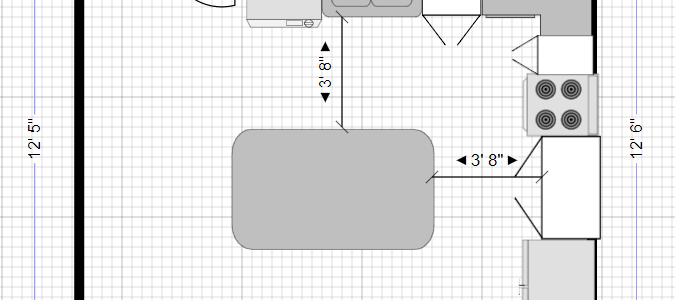 DIY kitchen remodel plans