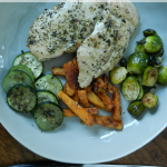 Easy Oven Baked Chicken and Vegetables