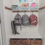 Back to school home hacks